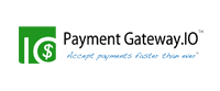Payment Gateway.IO - Accept payments faster than ever.